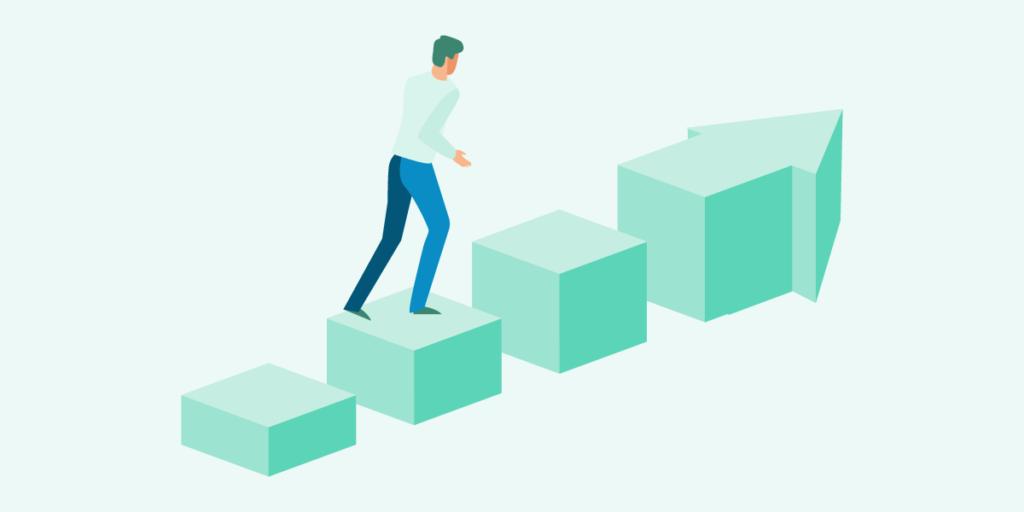 コンピテンシー評価を導入する流れ 3ステップ